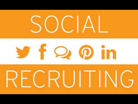 Social Sourcing/Recruiting Strategies [How To Guide]
