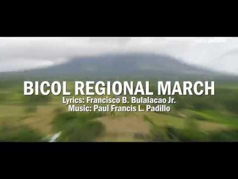 (w/ Lyrics) Bicol Regional March