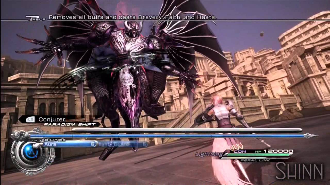 final fantasy xiii 2 how to get valkyrie lightning easy youtube