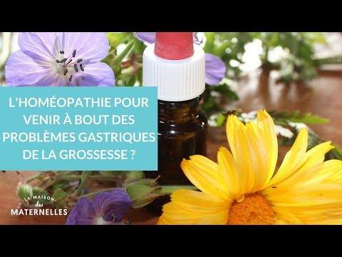 brulures estomac homeopathie