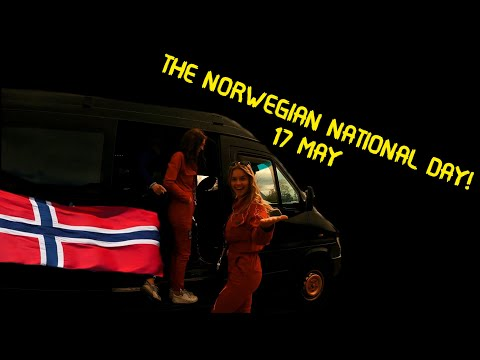 The Norwegian National Day Car Meet!