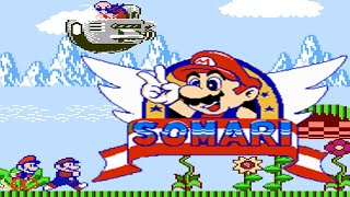 SOMARI: The Adventurer (音速瑪莉) (Unl) (NES Pirate) (Hummer Team) - NES LONGPLAY (COMPLETE WALKTRHOUGH)