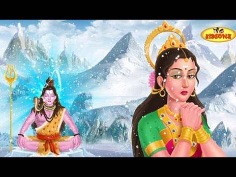 History of Maha Shivaratri || with Animation || For Kids