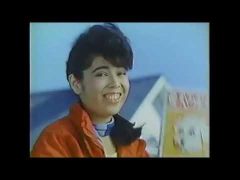 ビタワン CM 1987  キャロライン洋子