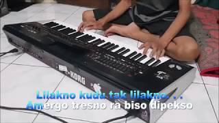 Cover Tresnoku Kepenggak Itungan Jowo Karaoke Dangdut Koplo Instrument Keyboard No Vokal