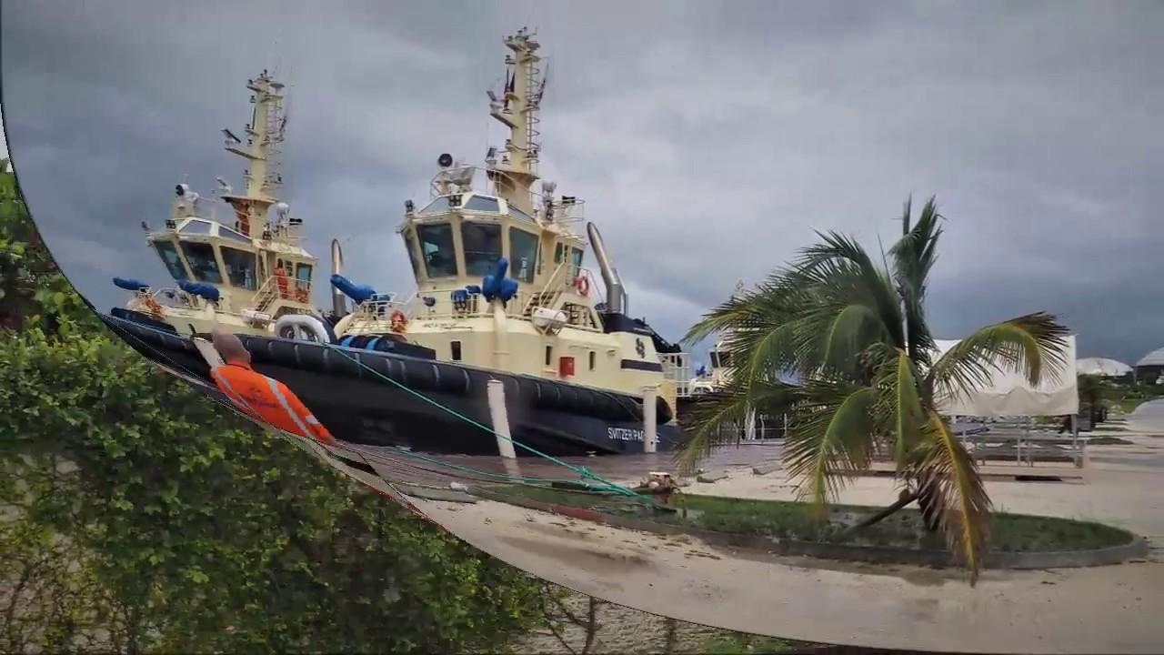 Redwise ship delivery ASD-tugs Svitzer Pacuare & Svitzer Reventazon