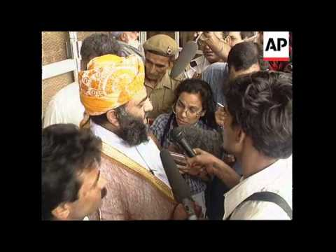 INDIA: HOSTAGES HELD BY KASHMIRI SEPARATISTS UPDATE (2)
