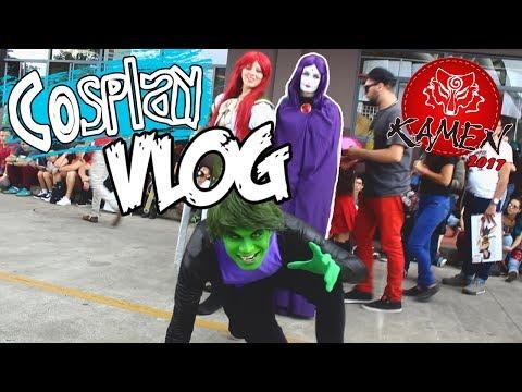 Kamen 2017 | Cosplay Vlog