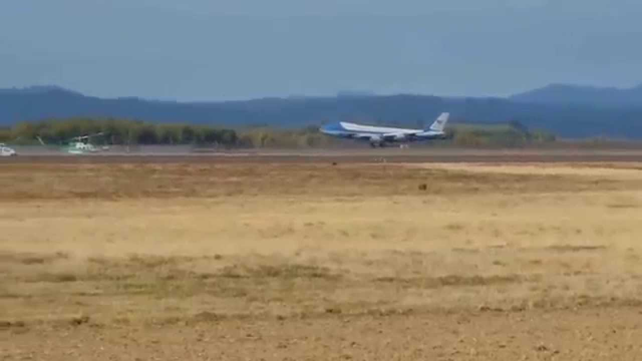 Air Force One Eugene Oregon YouTube - Flights from lax to eugene oregon