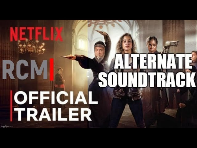 Alternate Soundtrack - Warrior Nun  Official Trailer - RCM|  Rob Cavallo Music | Trailer Composer