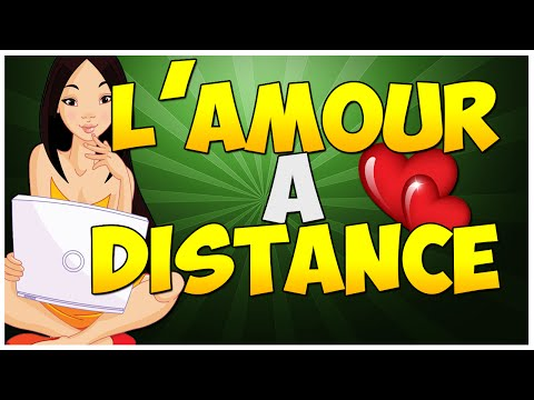 L'AMOUR A DISTANCE !!!! - 동영상
