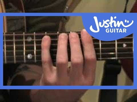 The Major Scale #2: 5 Positions (Guitar Lesson SC-021) How to play