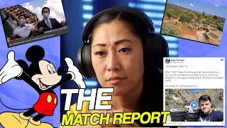 3D Printed Schools, Theme Parks Opening & Student Picks up TRASH for a Year! - Match Report