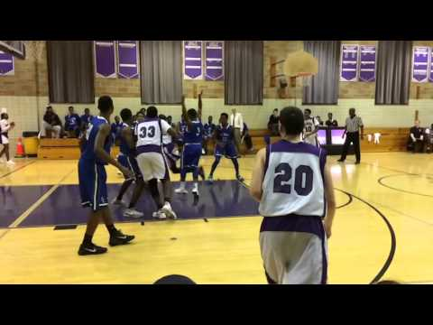St. Edmund- Jordan Williams Class2017 Basketball Mixtape