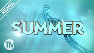 Sebastian Solo ft.Janet Gray - Summer (Morris Corti Remix - Lyric Video Edit)