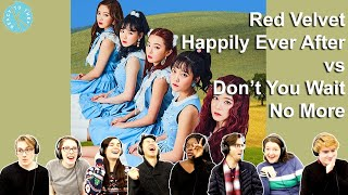 Classical Musicians React: Red Velvet 'Happily Ever After' vs 'Don't You Wait No More'
