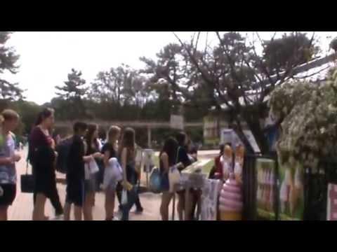 2015 Paraparaumu College Japan Trip