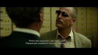 TRAUKSMES SIGNĀLS 999 / Triple 9 - Trailer (Latvian subtitles)