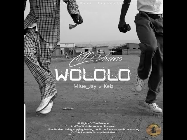 Cliff Jeans ft Mlue_Jay & Keiz - WOLOLO (Audio)