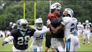 Best NFL Training Camp Fights