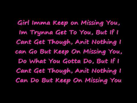 Mindless Behavior - Missing You (Lyrics)