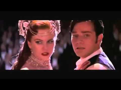 Come What May   Moulin Rouge    with added scenes from Titanic