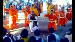Shiwaji Maharaj dance performance