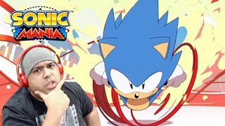DAAAAAAMN! I COULD USE THIS FOR MY MIXTAPE!!! [SONIC MANIA] [NINTENDO SWITCH] thumbnail