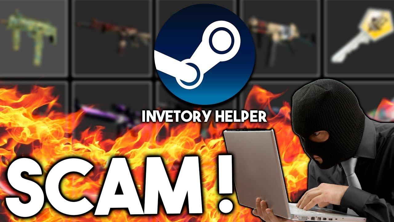 steam inventory helper scam