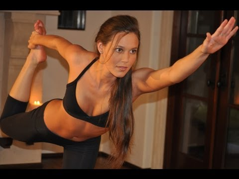 De-Stressing, Refreshing Yoga Workout  27 min