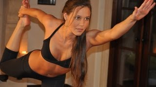 Yoga for Beginners - Beginner Yoga Poses - At Home Yoga for Beginners