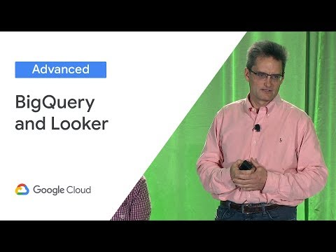 Using BigQuery and Looker to Deliver Data to Over a Hundred Thousand Users (Cloud Next '19)