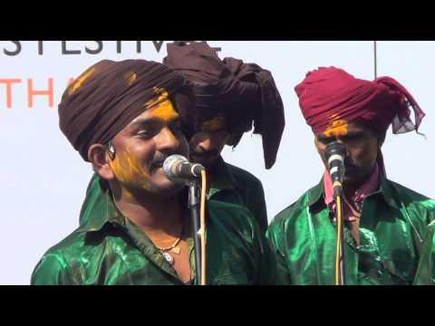 Upvan Arts Festival Day 3 - Dhangar Ovi Performance