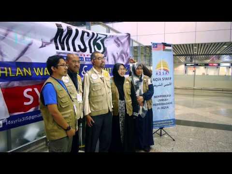 Misi 3 syria - Aqsa Syarif