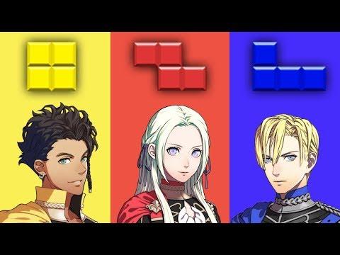 Tetris Emblem: 99 Houses