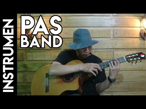 PAS BAND Here Forever Fingerstyle
