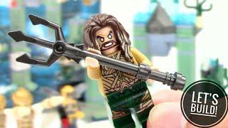 LEGO Justice League: Battle of Atlantis 76085 - Let's Build!
