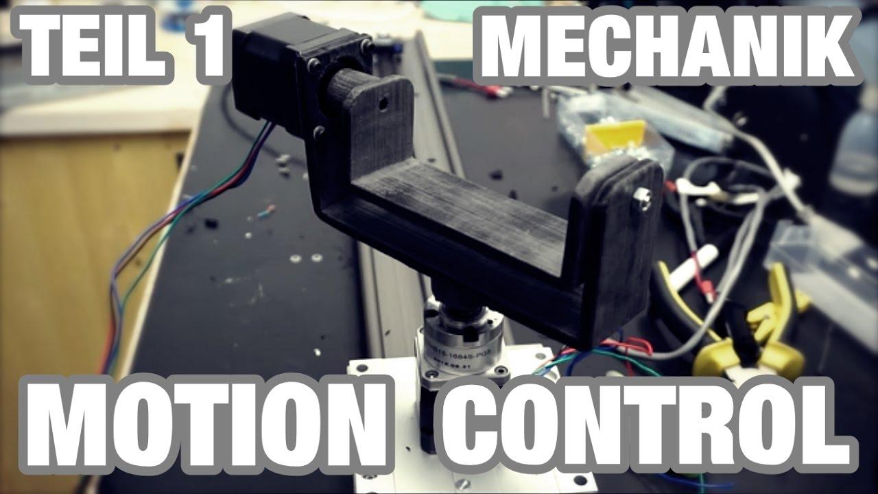 motion control system bauen mechanik youtube. Black Bedroom Furniture Sets. Home Design Ideas