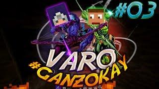 Angst verbreiten! - Minecraft VARO Ep. 03 | VeniCraft | #GanzOkay