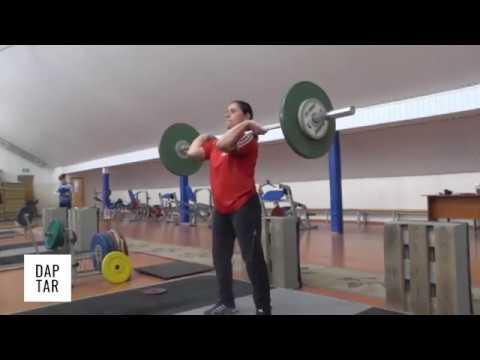 Хасавюрт, штанга, девушка. Секция по тяжелой атлетике для девушек в Дагестане