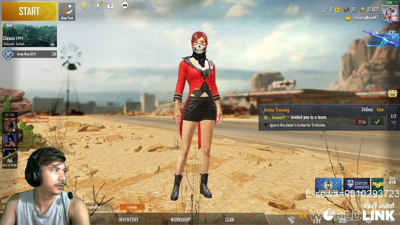 0.18.0 UPDATE FUN STREAM//DHOSTAI FUN WITH 4K//PUBG MOBILE LIVE NOW WITH 4K GAMING NEPAL