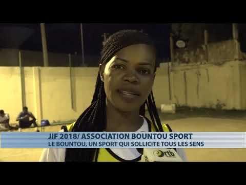 JIF 2018 : l'association Bountou sport la célèbre