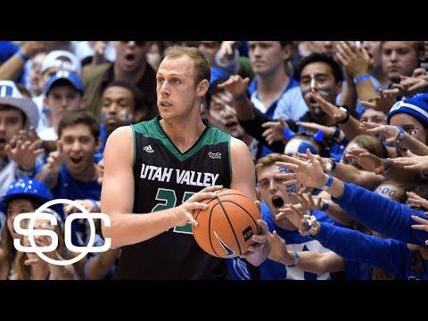 Utah Valley basketball boldly took on Duke and Kentucky in 24 hours | SportsCenter | ESPN