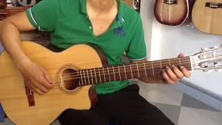 Điệp Khúc Mùa Xuân - guitar solo
