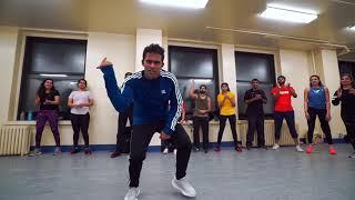 Azadi Gully Boy| Ranveer Singh & Alia Bhatt | DIVINE |SHIAMAK USA | BOLLY HOP| POP UP CLASS