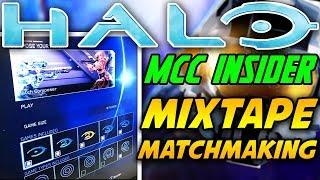 Halo MCC Insider Update RETURNS! Halo MCC Match Composer Mixtape Matchmaking!