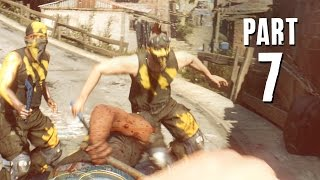 Dying Light Gameplay Walkthrough Part 7 - FREE ROAMING (SAFE ZONES) - PC GAMEPLAY