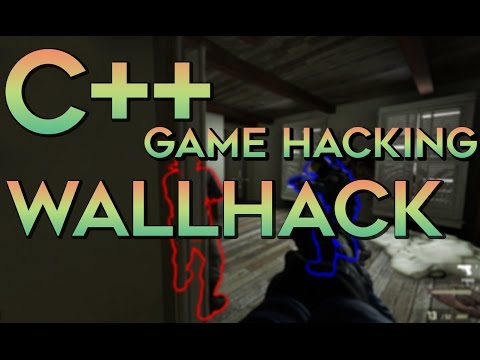 C/C++ Game Hacking — Simple Wallhack (CS:GO)