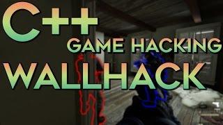 C/C++ Game Hacking — Simple Wallhack (CS:GO)