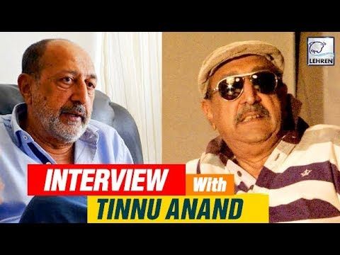 Tinnu Anand's Rare And Exclusive Interview With Lehren
